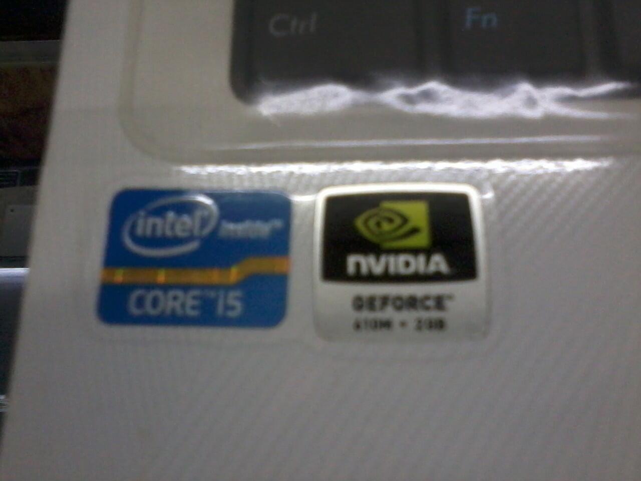 laptop super gaming asus A43S core i5 sandi vga nvidia 2 gb bandung