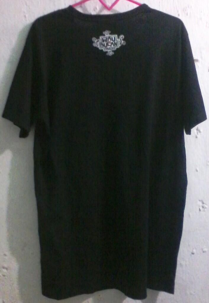 Kaos Quiksilver Original Size M