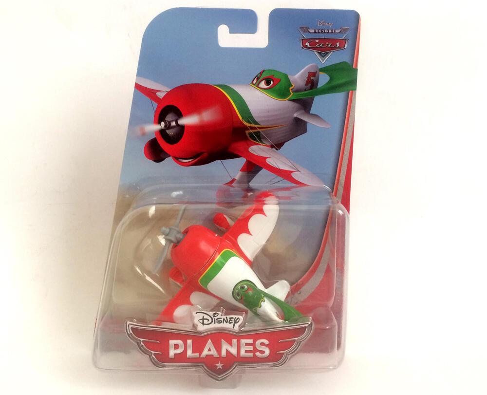Diecast Planes Disney original Mattel, karakter lengkap