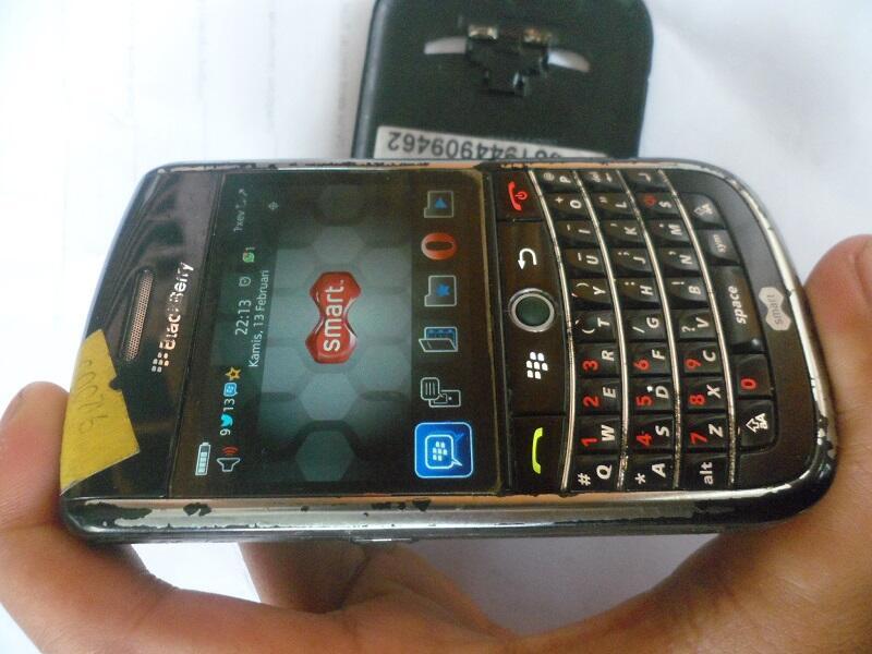 BLACBERRY TOUR 9630 GSM-CDMA ORIGINAL BY SMART FULLSET MURAH