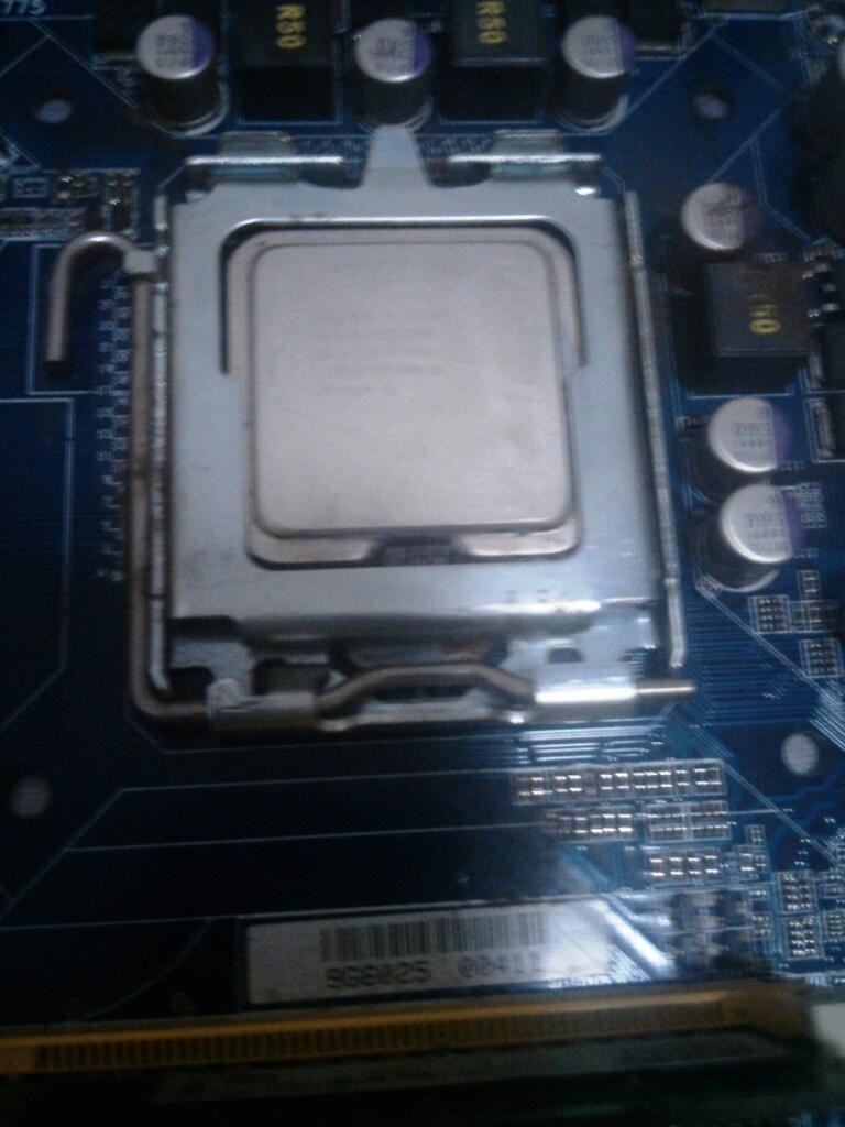 Processor Pentium Dual Core E5500 2.8 GHz BOGOR