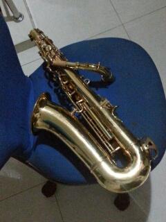 conn batik alto saxophone