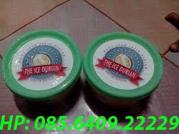 Jual Ice Krim Durian Semarang HP: 085.6409.22229