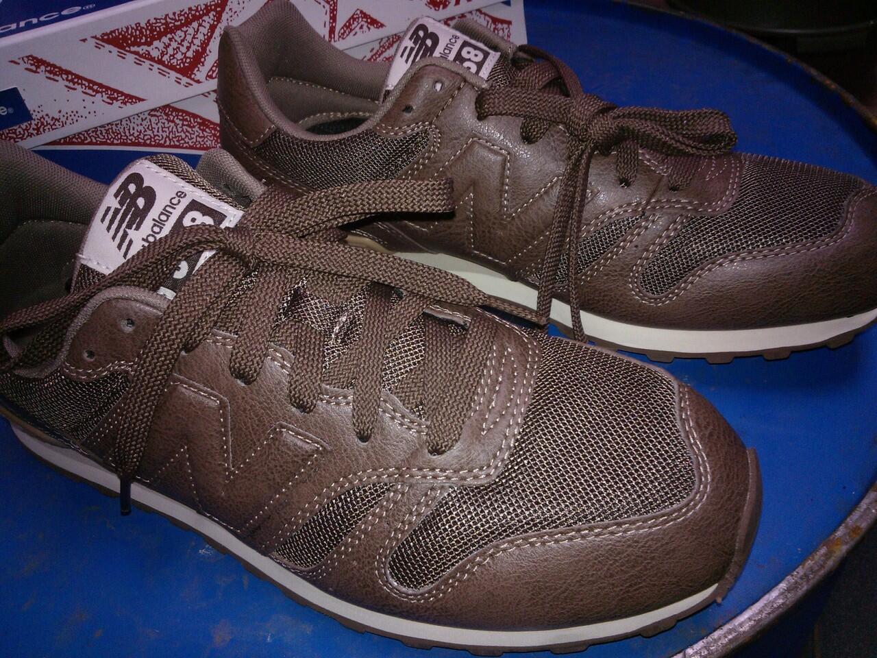 ... Jual Sepatu New Balance 368 BNIB dan North Star Brown 2nd Size 43 (BOGOR    c221b7b74d