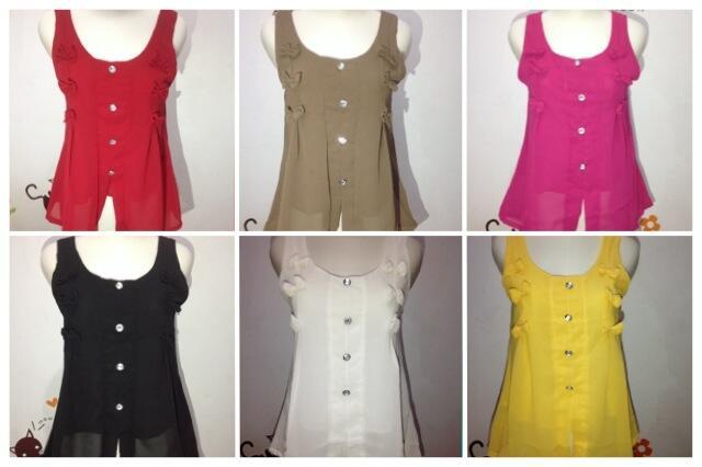 Terjual  Ready Stock  Fashion Import wanita  cewek (dress bab27616be