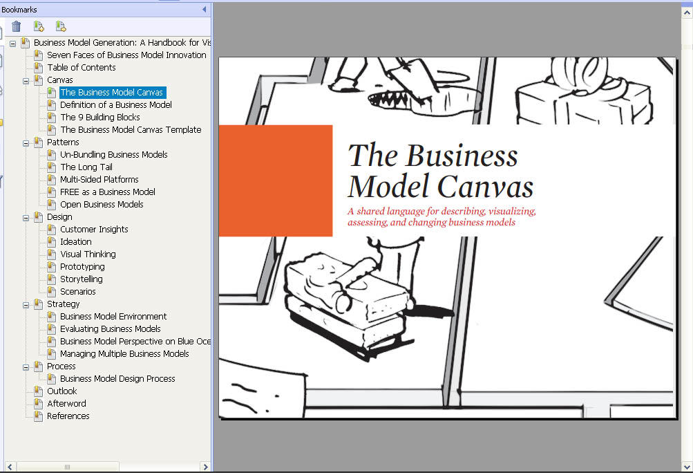"Ebook ""Business Model Generation"" - Buku wajib Manajemen / Management"