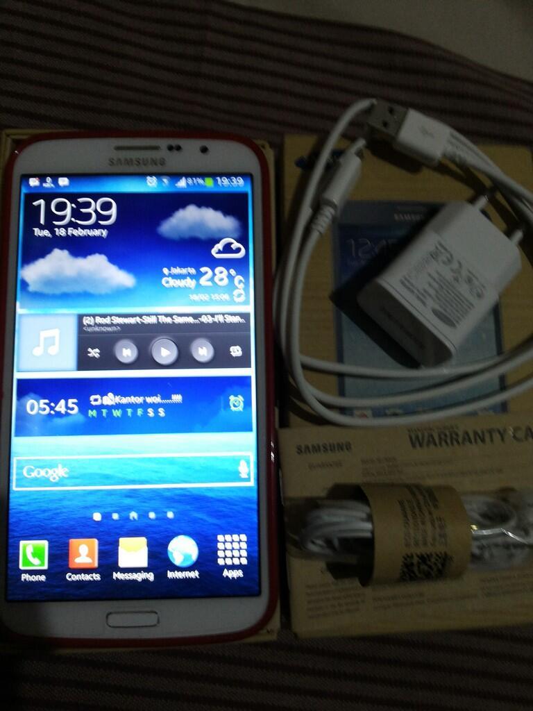 Terjual Jual Samsung Galaksi Mega 63Inc