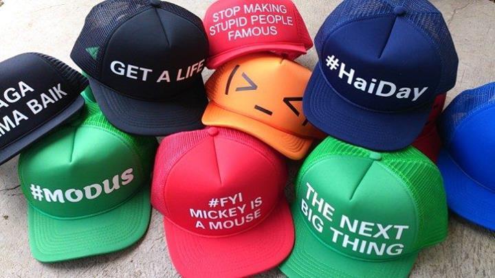 Topi Snapback Vans,Snapback NY,Snapback DC,Snapback Hero,Basket,Trucker Custom dll