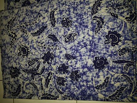 Terjual Batik Tulis Surabaya Mangrove 21aeeb3a27
