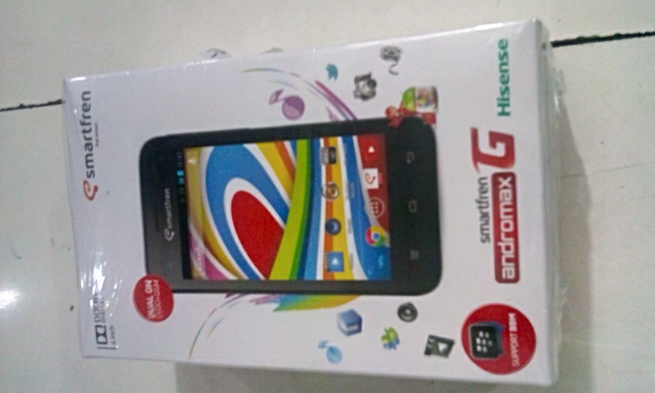 andromax c android jelly bean,dual core bbm ready new 100% garansi resmi