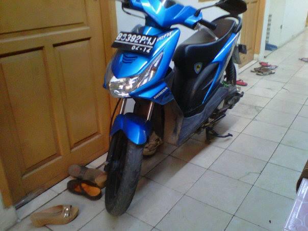 Jual Motor Honda Beat 2009