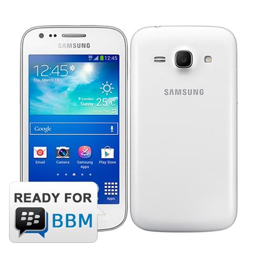 Samsung Galaxy ACE 3 - White | Dual-core 1GHz, Android v4.2 Jell