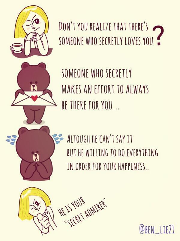[Lucu dan Inspiratif] Kisah Cinta yang Digambarkan dengan Emoticon LINE