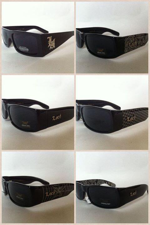 7f416ab0a6d Terjual Kacamata hitam Locs Hardcore shades ORIGINAL