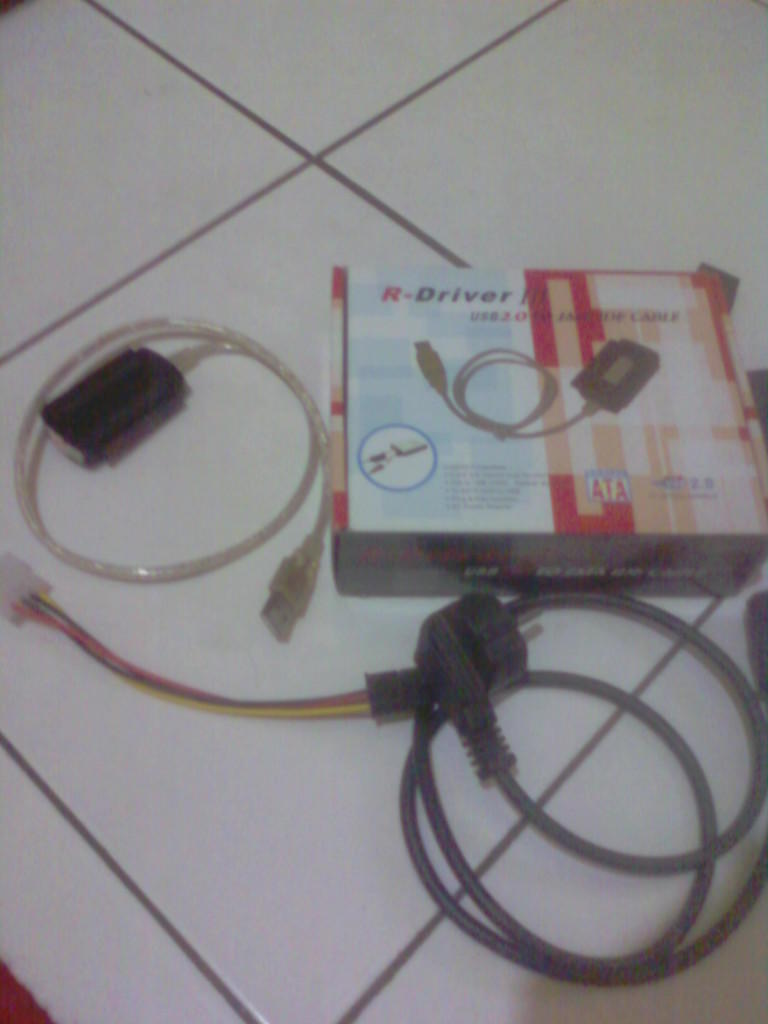 converter driver usb 2.0 to sata ata ide cable bandung