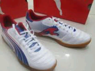 Sepatu FutsaL Puma Power Cat 3.12, Power Cat 3.4, Evospeed, V.6