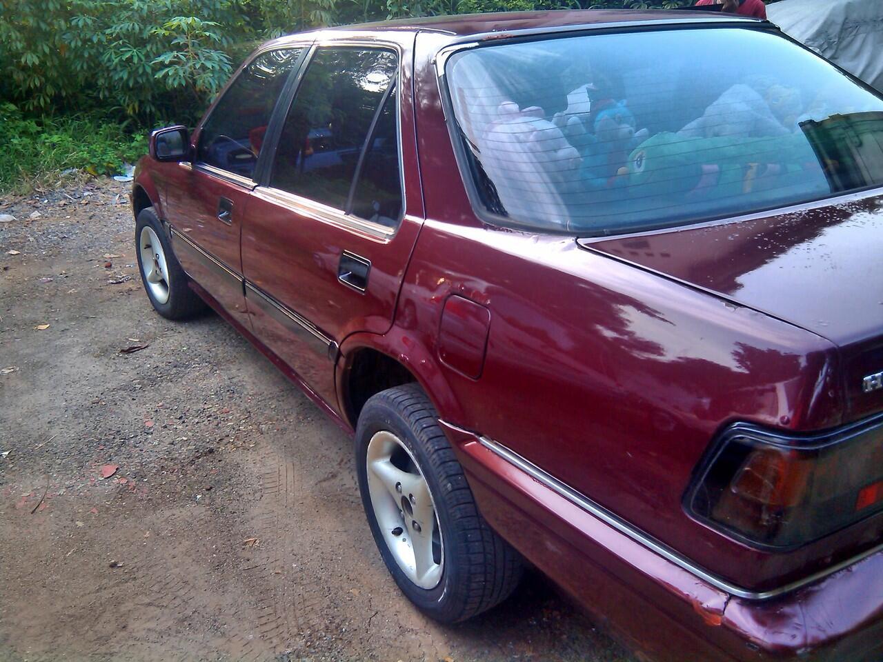 Honda Accord Prestige 86