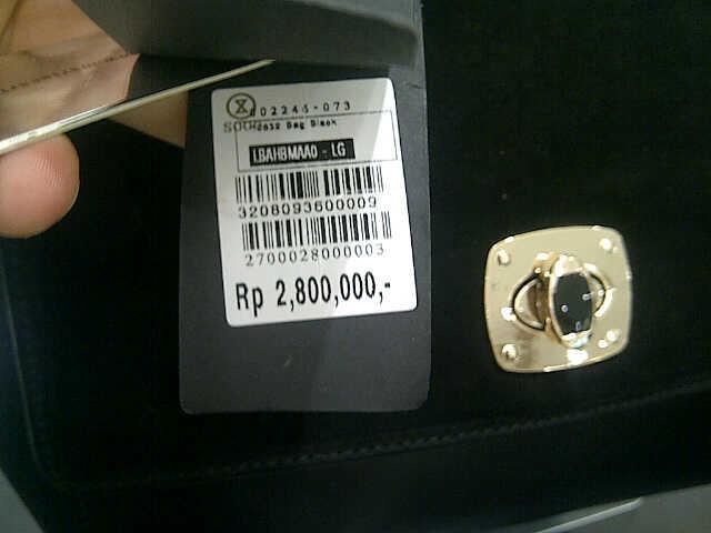 ::ORIGINAL::JUAL CEPAT:: Maria Carla - genuine leather bag