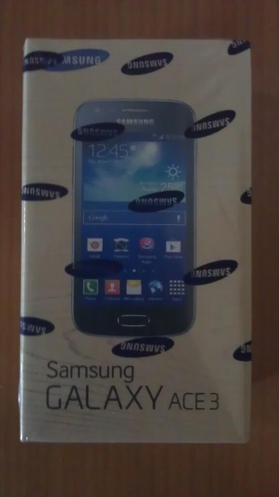 [BNIB] Samsung Galaxy Ace 3 GT-S7270 pure white