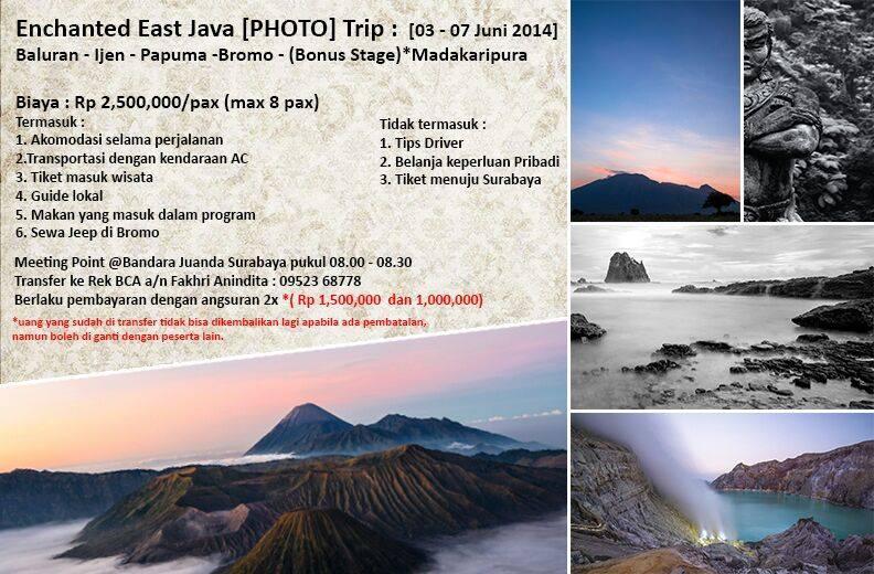 Enchanted East Java PHOTO TRIP