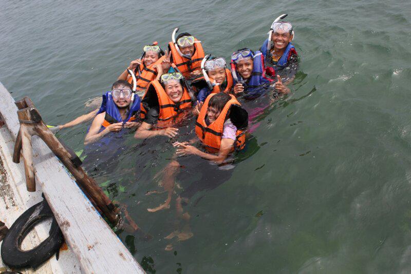 paket wisata pulau pari,pulau tidung,pulau harapan dan kepulauan seribu lainnya