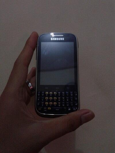 samsung galaxy chat GT-B5330 muraaaaaah !!!