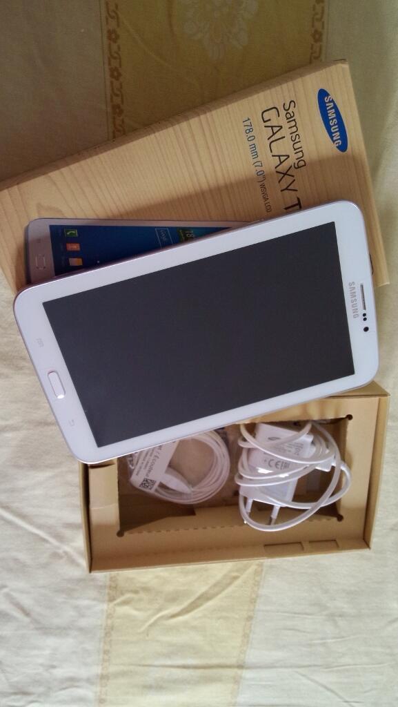 "Samsung Galaxy Tab 3 7"" mulus garansi SEIN"