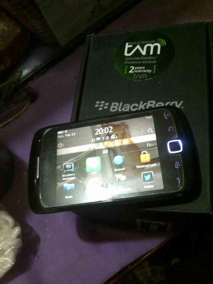 Blackberry Curve 9380 Orlando 100% all work