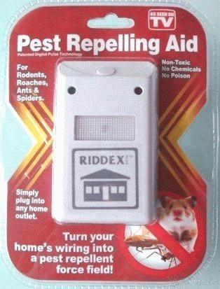 Riddex Plus pengusir nyamuk kecoa tikus Murah