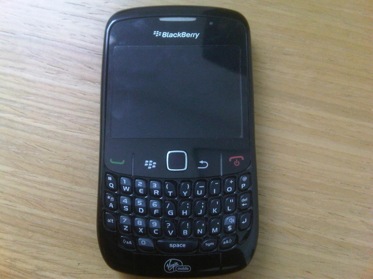 Jual Blackberry 8530 CDMA a.k.a ARIES Surabaya