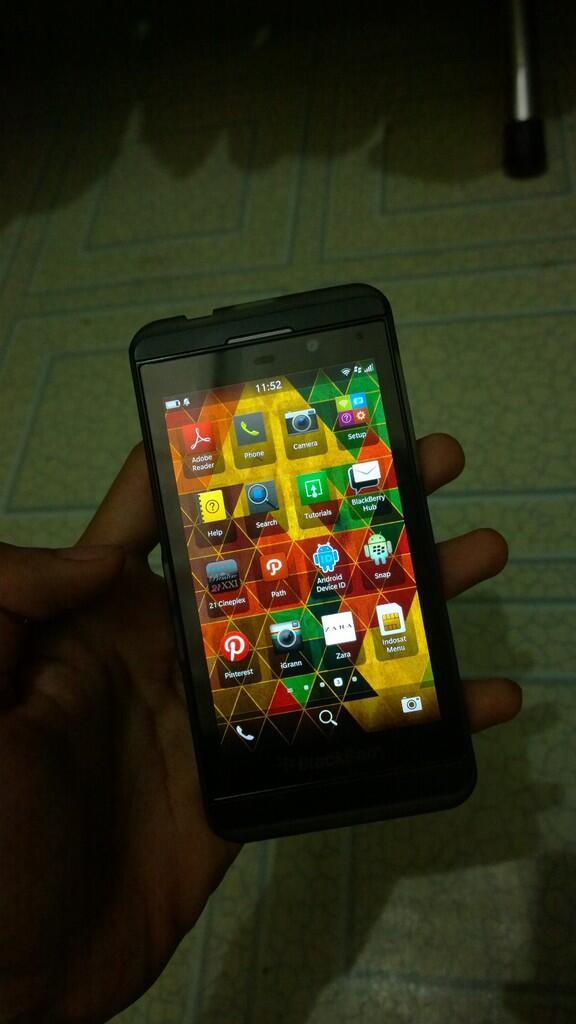 Blackberry Z10 STL100-2 Black Second