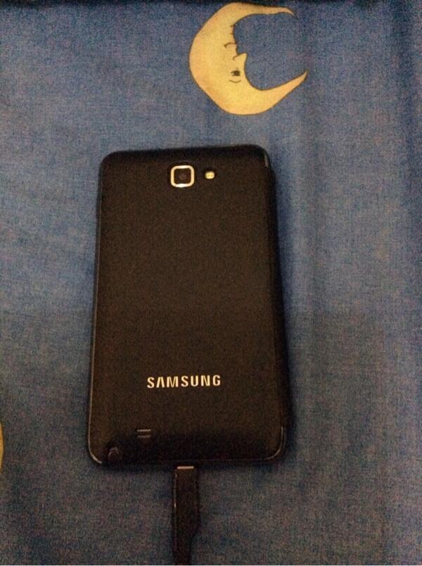 Jual Samsung Galaxy Note I kondisi mulusss istimewa Gan!