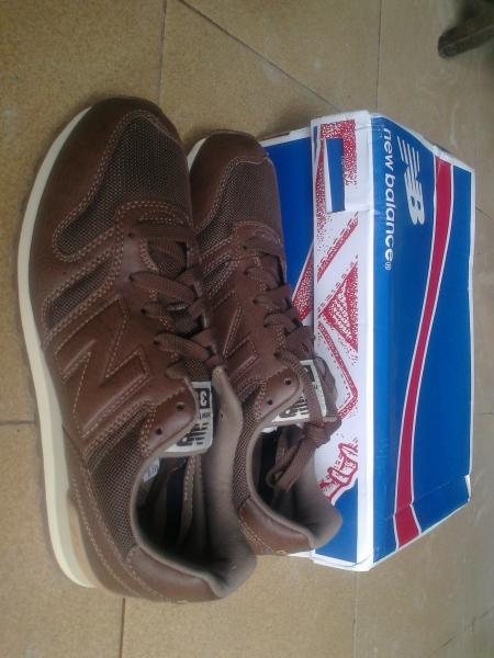 Terjual New Balance 368 Black   Brown (BNIB)  649f2f3262