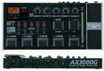 Jual efek gitar korg AX-3000G harga terjangkau, masuk gan
