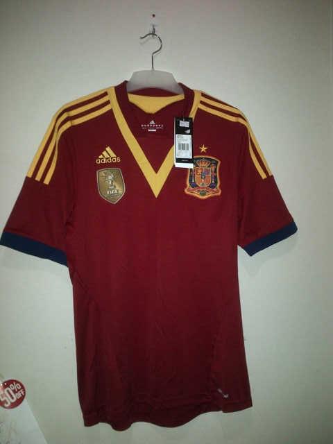 Original Jersey Spanyol, Argentina, Chelsea, Rusia, Jerman, dan lain2 Murahhhh!!!