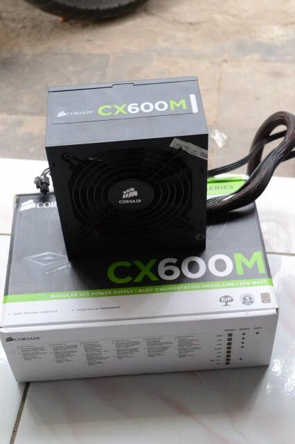 Corsair CX600M