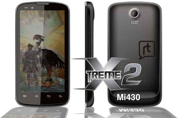 WTS NEXIAN EXTREME 2 MULUS ANDROID BBM READY AJIBB