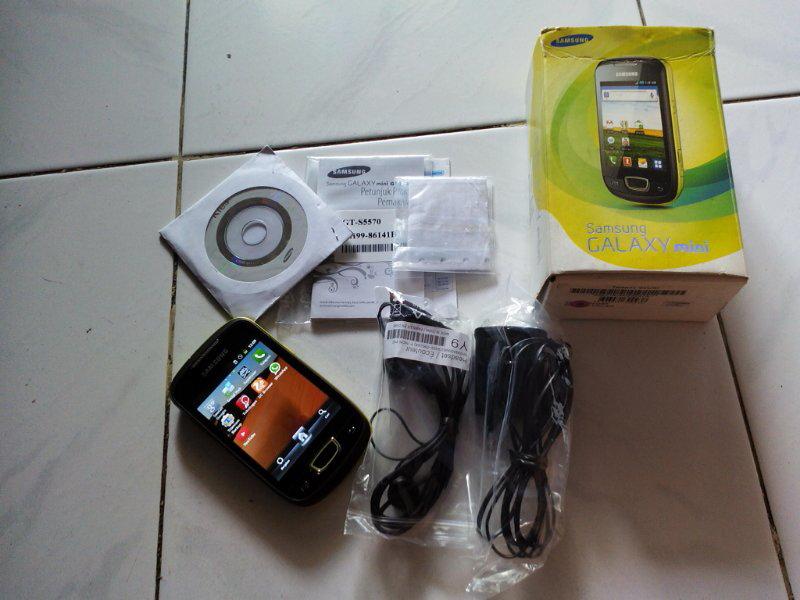 Samsung Galaxy Mini Istimewa Murah Semarang