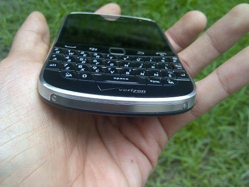 Blackberry Montana 9930 Mulus ex US Verrizon [jogja]