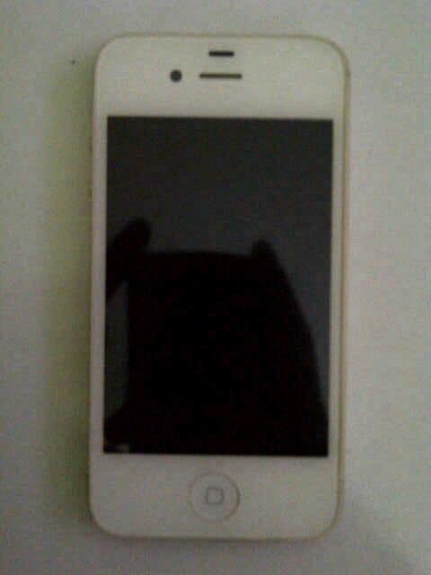 Iphone 4 cdma 16gb white bandung