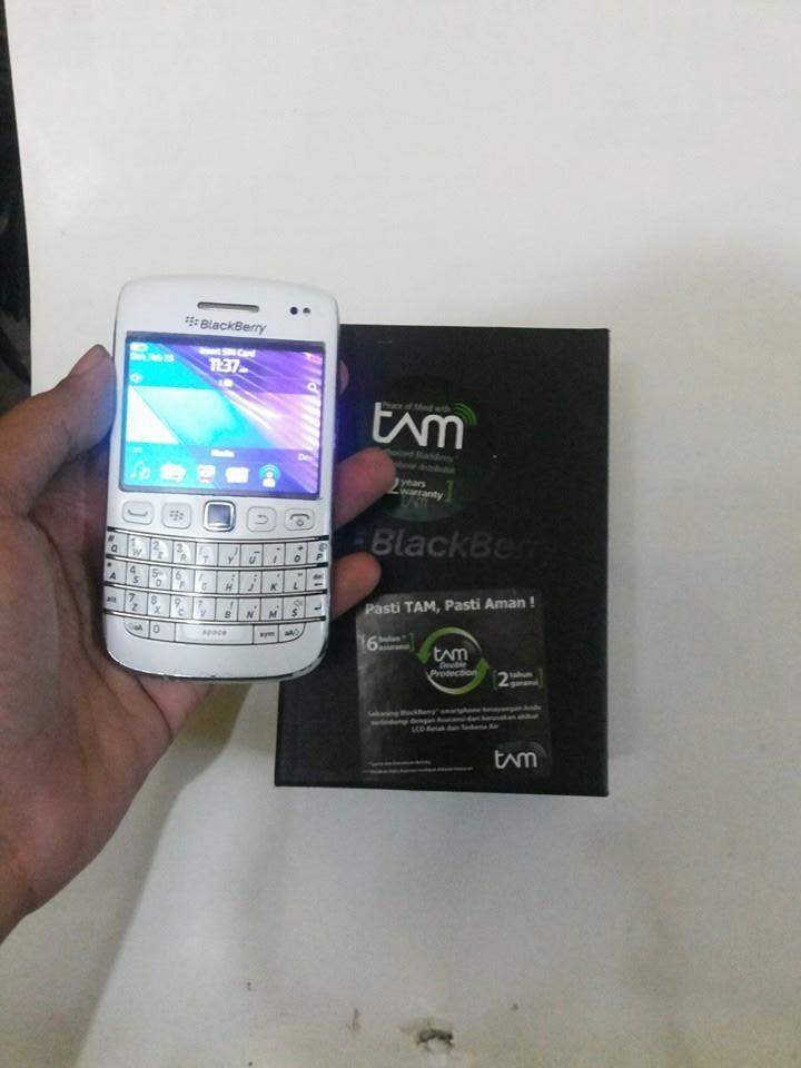 Blackberry Bold 9790 Belagio putih grs resmi TAM bantul yogya >>>>