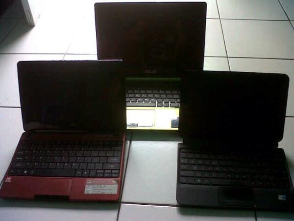 Netbook notebook acer 722 murah aja