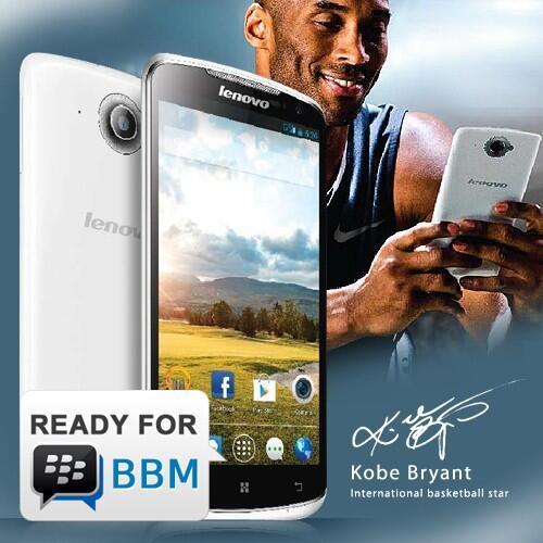 Lenovo S920 - White {READY FOR BBM}