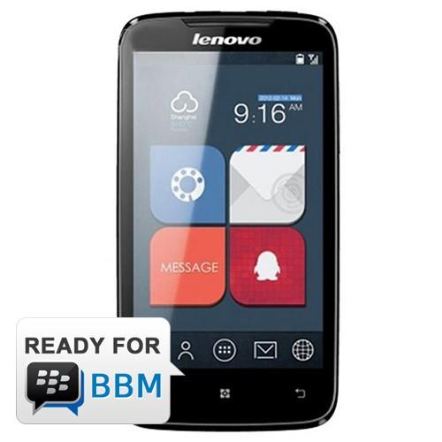 Lenovo A390 - Black {READY FOR BBM}