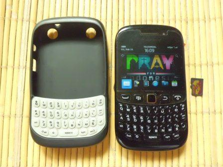 Dijual Blackberry Curve 9220 Davis Pemakaian 5bulan