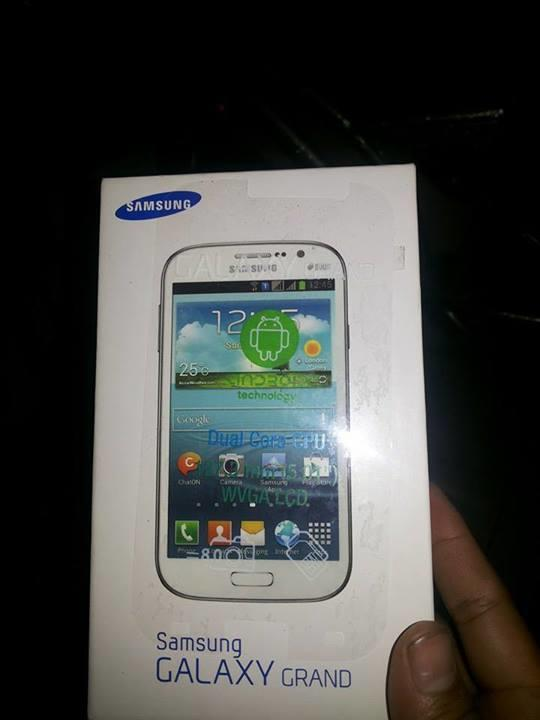 JUAL SAMSUNG GALAXY GRAND DUOS Line A NEW SECOND