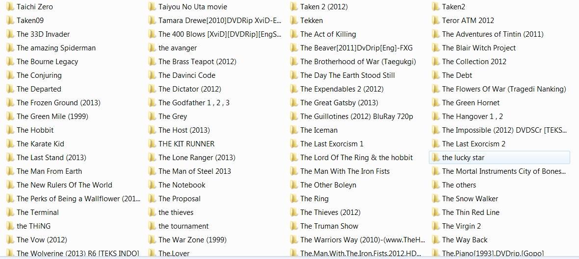 Jasa Isi HDD > PC Games, Movies, Master OS & Software.. Copy semau lo cuma 50rb
