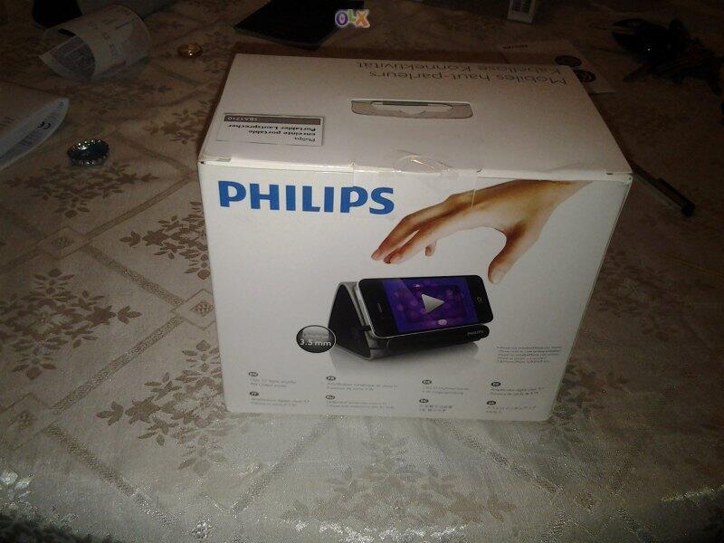 PHILIPS Speaker SBA 1710 CUMA RP.305.000