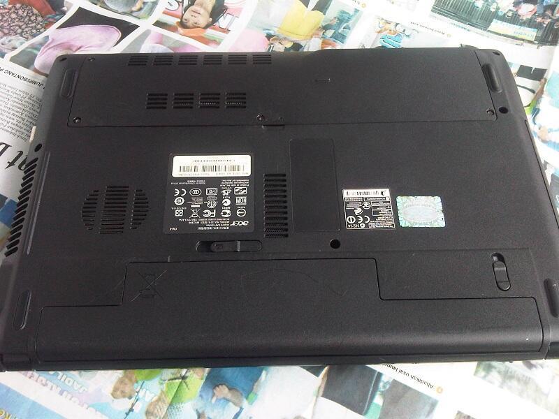 Dijual Acer 4741 mulus, batre awet, mampir dulu gan..