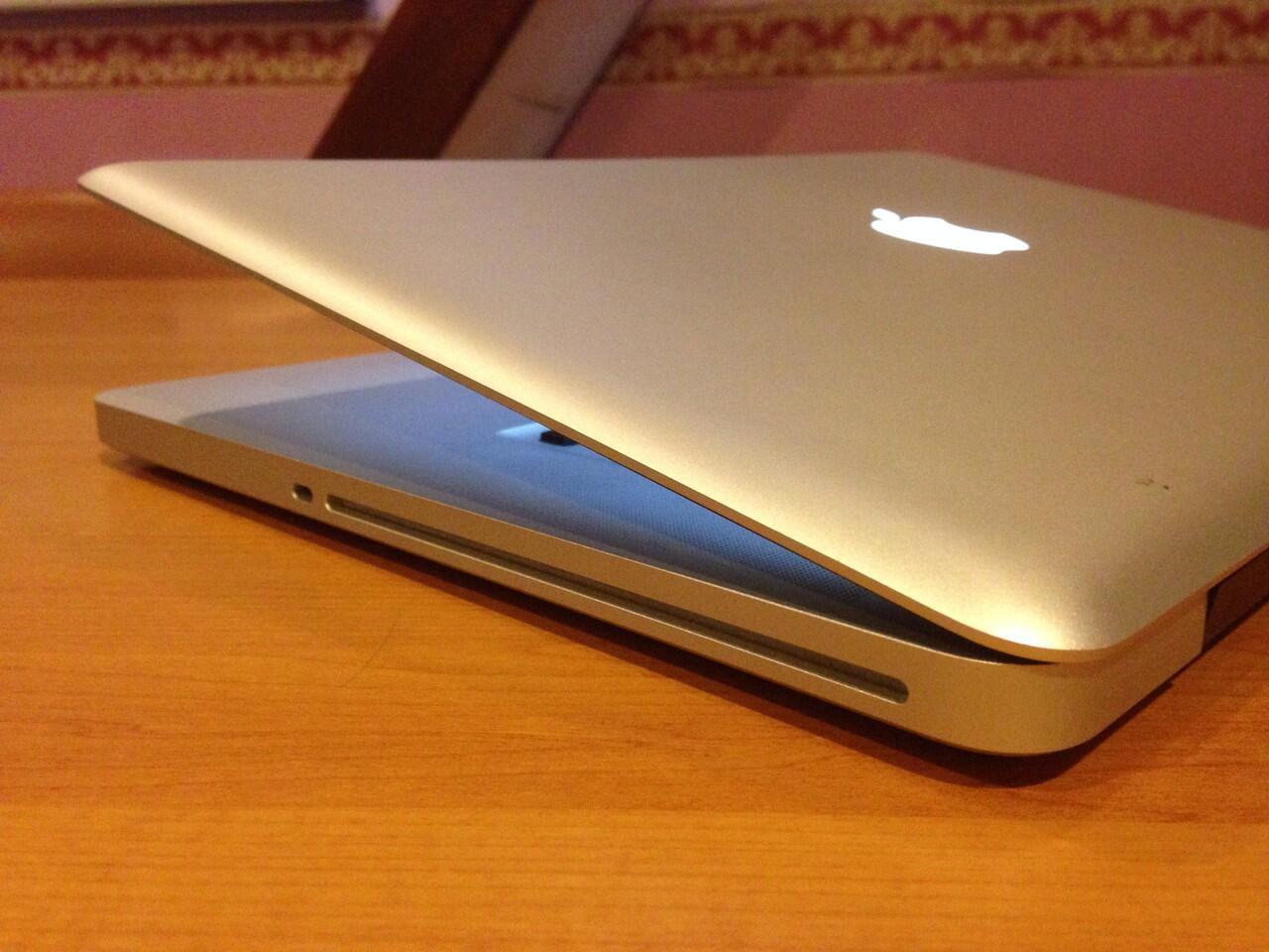 """MacBook Pro 15"""" Core2Duo 2.53GHz"""